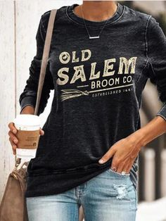 Long Knit Cardigan, Casual Tops For Women, Printed Sweatshirts, Hoodies, T Shirts For Women, Clothes For Women, Fashion Prints, Black Women, Long Sleeve
