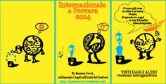 Cosa é successo nei tre giorni del Festival di Internazionale 2014? #intfe @internazfest http://samaracroci.wordpress.com/category/internazionale-a-ferrara/