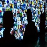Christopher Baker- Hello World! is a large-scale audio visual installation comprised of thousands of unique video diaries gathered from the internet. Audio Visual Installation, Video Installation, Global World, Protest Art, Big Bang, Political Issues, Social Issues, Contemporary Art, Culture