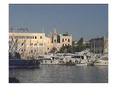 The harbour Trani