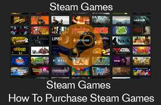 25 Best Steam Games : How To Purchase Steam Games images in 2018