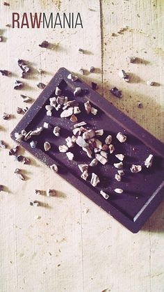 RAW chocolate - the best of raw food :-)