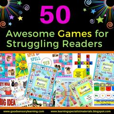games for learning to read.  Come learn about using games to make any reading program fun and memorable!!  #readinggames #readinggame #ortongillingham #dyslexia #reading remediation Help Teaching, Teaching Reading, Reading Classes, Dyslexia Teaching, Learning, Reading Tutoring, Elementary Teaching, Reading Skills, Reading Games