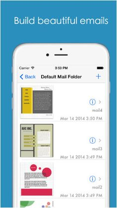 [iOS] HTML Mailer - email and newsletter designer ($4.99 to #Free) - Apps Gone Free
