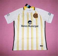 b1328b40a 2017-18 Cheap Jersey CARC Rosario Central Away Replica Football Shirt   JFCB699  Soccer