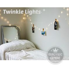 Twinkle Lights String Lights | Twinkle Twinkle Little Star | Sparkle Decor | Twinkling Lights | Teen room decor | Gift for Teen |Tee Pee by ElectricCrowns on Etsy https://www.etsy.com/listing/285854781/twinkle-lights-string-lights-twinkle