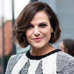 Lana Parrilla at @BUILDseriesNYC - October 5th 2017