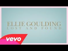 "Ellie Goulding - ""Lost and Found"" New Single Premiere! - Ellie Goulding's latest promo single ""Lost and Found"" bops us along our way to 'Delirium' release date."