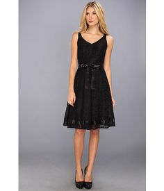 Tahari by ASL Dario Dress Black - Zappos.com Free Shipping BOTH Ways