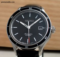 Seiko's SARG series has been quite well received by Seiko fans. I personally own the SARG007 and SARG009. Here's the latest in the SARG series, the SARG017. The design of this model rem…