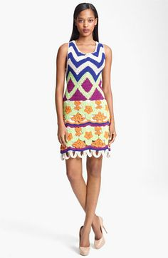 Moschino Cheap & Chic Crochet Dress available at Nordstrom