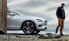 2014 Volvo XC Coupe Concept. Ik zie liever de XC40 komen met 4 fatsoenlijke deuren, maar de stijl bevalt me wel.