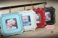 Awesome frames from #prairielaneboutique painted with #americanpaintcompany #funkedupca  http://www.funkedup.ca/#!diy-paint/cepi
