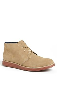 Cole Haan 'LunarGrand' Chukka Boot available at #Nordstrom