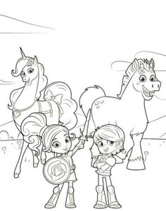 Free Nella The Princess Knight Coloring Pages. You can find a great variety of Free Nella The Princess Knight Coloring Pages here. Panda Coloring Pages, Horse Coloring Pages, Princess Coloring Pages, Free Coloring Sheets, Coloring Pages To Print, Colouring Pages, Adult Coloring Pages, Coloring Pages For Kids, Coloring Books