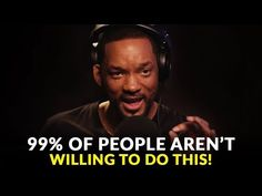 Will Smith | 5 Minutes for the NEXT 50 Years of Your LIFE ft. Matthew McConaughey and Denzel W. - YouTube