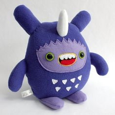 Yeti Dinki - Monchi Monster Plush Toy