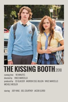 Alternative Minimalist Movie/Show Polaroid Poster The Kissing Booth Iconic Movie Posters, Minimal Movie Posters, Minimal Poster, Iconic Movies, Film Posters, Buy Posters, Film Polaroid, Poster Minimalista, Suicide Squad