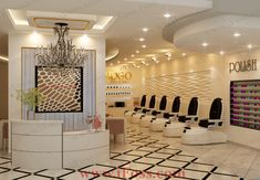 BUILD NAIL SALON FREE DESIGN For Nails Salon Build Remodel In California (2