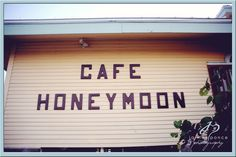 Cool shot of our cafe at Honeymoon Island! By Jaimee Ponce Photography