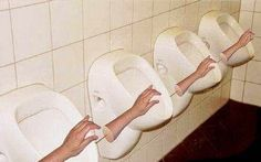 Huge Collection of funny, strange and weird toilets / urinals from around the world Funny Images, Funny Photos, Bing Images, Thomas Crapper, Toilette Design, Funny Jokes, Hilarious, Pictures Of The Week, Bathroom Humor