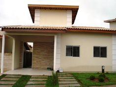 Fachadas de casas com pedra palito