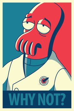 Futurama Posters Will keep You Motivated-ish