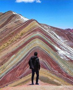 PERU - instagram > Rainbow mountains 🌈 | 📷 @wandermik .Follow @arts.select 🎨@arts.select 🎨❤🎨@arts.select 🎨 #photooftheday #igers #bestoftheday #instagood #tagstagram #cute #tbt #beautifuldestinations #skypainters #webstagram #cloudporn #landscape #instavsco #tagstsgram #pretty #picoftheday #wonderful_places #summer #worlderlust