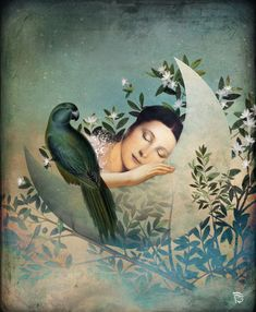 They Keep Their Secrets  by Christian  Schloe on artflakes.com as poster or art print $18.03