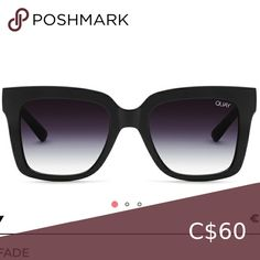 Quay Australia sunnies Brand new, just not my style Comes with the pouch Out of stock right now on the site Quay Australia Accessories Glasses Quay Australia, Sunnies, Women Accessories, Pouch, Fashion Tips, Fashion Trends, Brand New, Glasses, Best Deals
