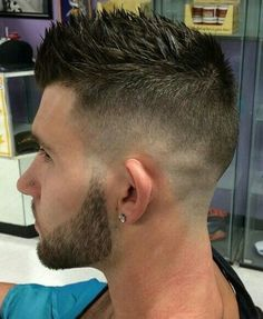Superb High Fade Haircut, Mens Hair, Hairstyles Haircuts, Hair Cuts, Hair Styles,  Boss, Hair Dos, Hair Style, Short Hair