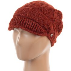 Love this style of knitted hat