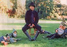 George Harrison 2001