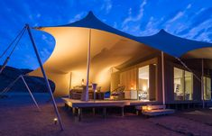 Discovering the Hoanib Skeleton Coast Camp | Luxury Hotels TravelPlusStyle