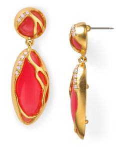 T Tahari Bobby Drop Earrings | Bloomingdales