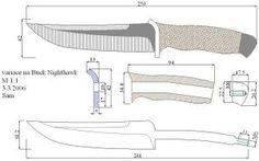 Чертежи ножей для изготовления. Часть 2 | LastDay Club image 72