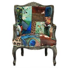 Ariel Arm Chair I