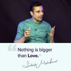 Sandeep Maheshwari is a Successful Entrepreneur and talented motivational speaker in India. Read Here: Sandeep Maheshwari Quotes and Thoughts Words. Spiritual Quotes, Positive Quotes, Motivational Quotes, Inspirational Quotes, Motivational Speakers, Positive Things, Life Quotes Pictures, Top Quotes, Words Quotes
