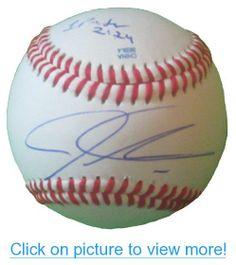 Josh Hamilton Autographed / Signed Rolb Baseball, Los Angeles Angels of Anaheim, Texas Rangers, Proof Photo