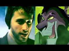 Be Prepared (Disney's The Lion King) // Jonathan Young ROCK/METAL COVER - YouTube