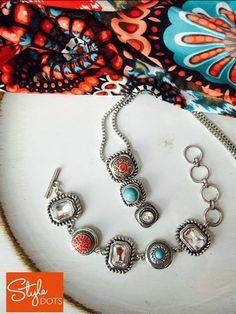 Ovation Line-Sunday's Best! #necklace #bracelet #jewelry #valentinesgift #styledots