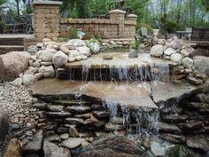 Beautiful Water Feature