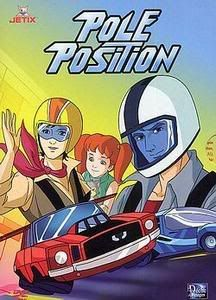 I liked the Pole Position TV-show better than the video game from 1984.  It had lots of action.