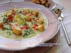 Картофельно-сырный суп / Основы бизнеса