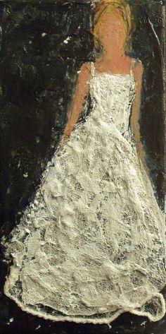 Tender Night by Holly Irwin | dk Gallery | Marietta, GA | SOLD