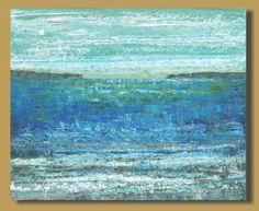 Resumen de arte pintura abstracta pintura de por SageMountainStudio
