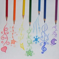 Different designs to different colors
