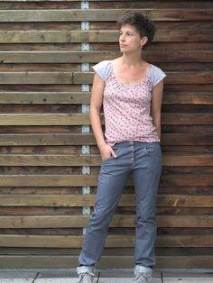 Boyfriend Jeans - mein Fazit zum Selbernähen - Keko-Kreativ