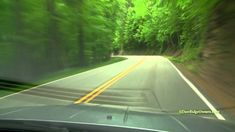 Tail Of The Dragon - Like 195 MPH - Time Lapse Hi Def - 318 Curves 7 Cop...