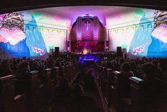 Trance Music, Moving To Los Angeles, Church Architecture, Church Building, Living In New York, Event Organization, Epiphany, The Godfather, Experiential